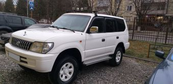 Владикавказ Land Cruiser Prado