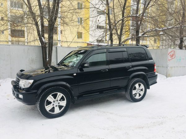 Toyota Land Cruiser, 2004 год, 1 250 000 руб.