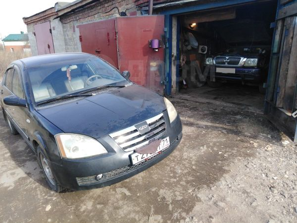 Chery Fora A21, 2006 год, 80 000 руб.