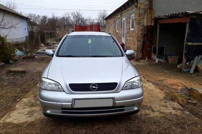 Opel Astra, 2000 год, 140 000 руб.