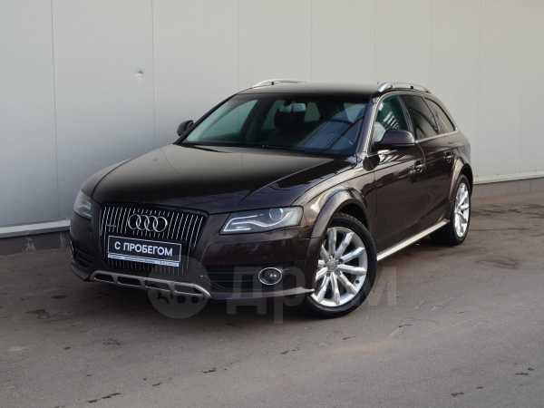 Audi A4 allroad quattro, 2009 год, 625 000 руб.