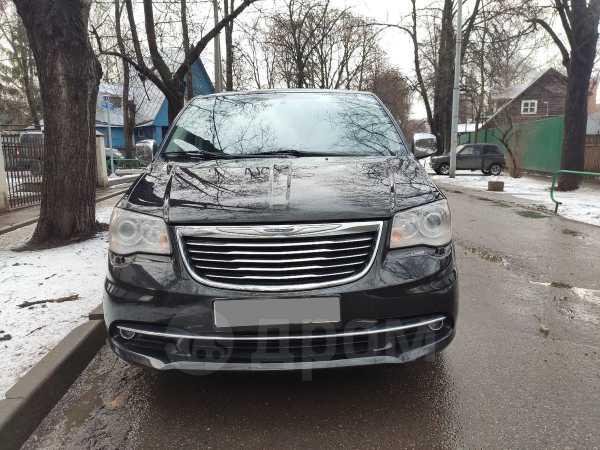 Chrysler Grand Voyager, 2012 год, 1 290 000 руб.