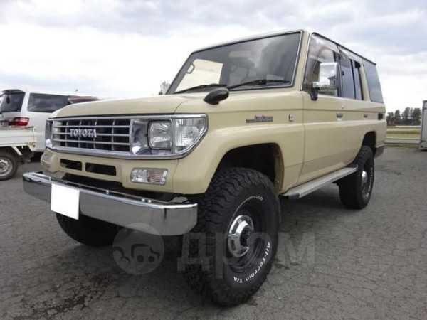 Toyota Land Cruiser Prado, 1995 год, 363 000 руб.