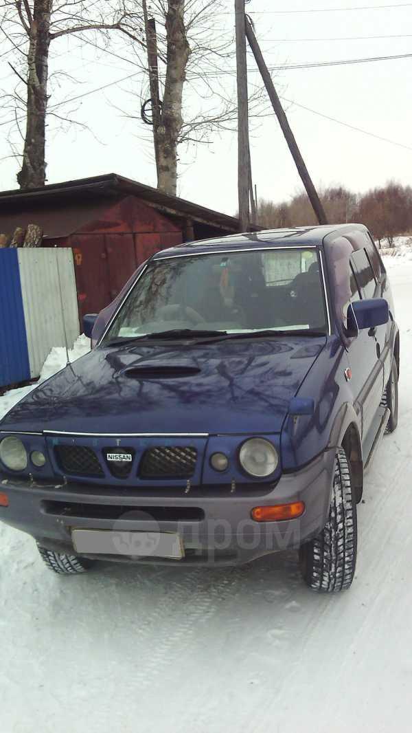 Nissan Mistral, 1993 год, 300 000 руб.