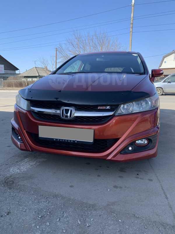 Honda Stream, 2009 год, 680 000 руб.