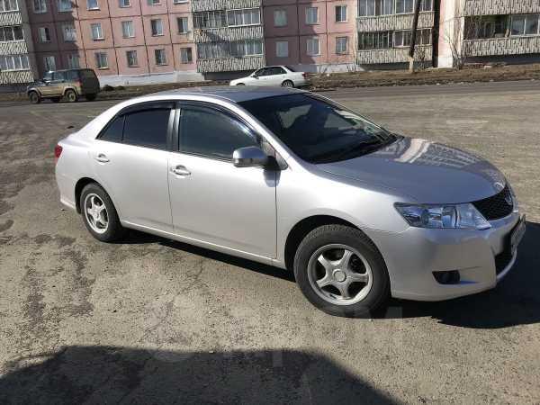 Toyota Allion, 2007 год, 520 000 руб.