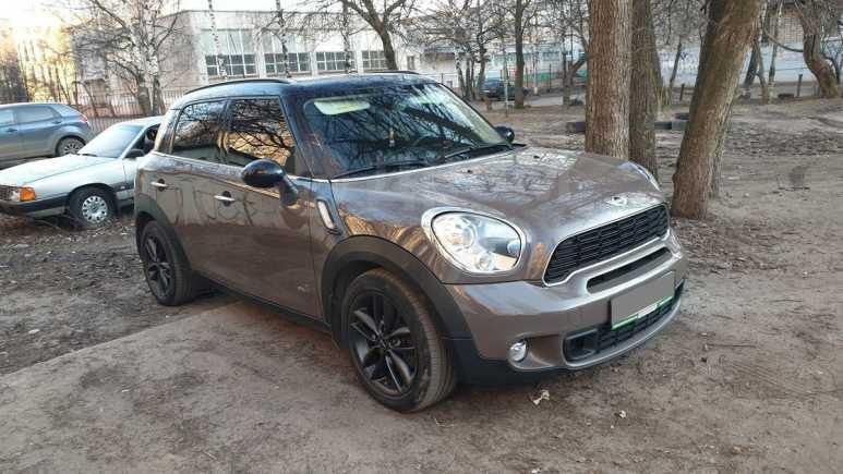 Mini Countryman, 2011 год, 920 000 руб.