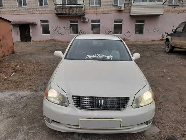 Toyota Mark II, 2001 год, 465 000 руб.