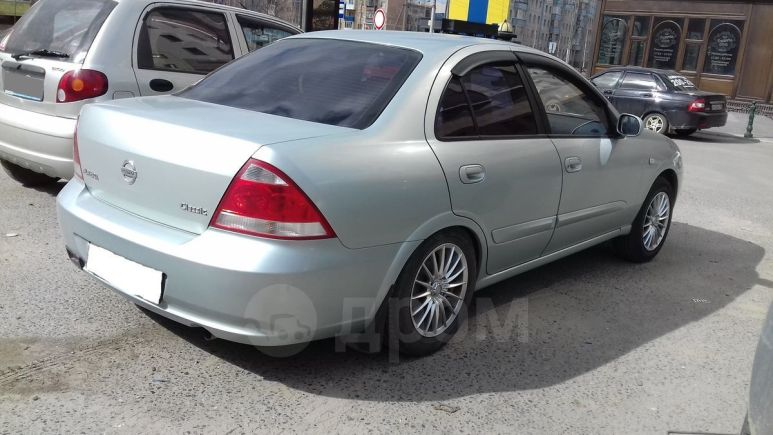 Nissan Almera Classic, 2007 год, 290 000 руб.