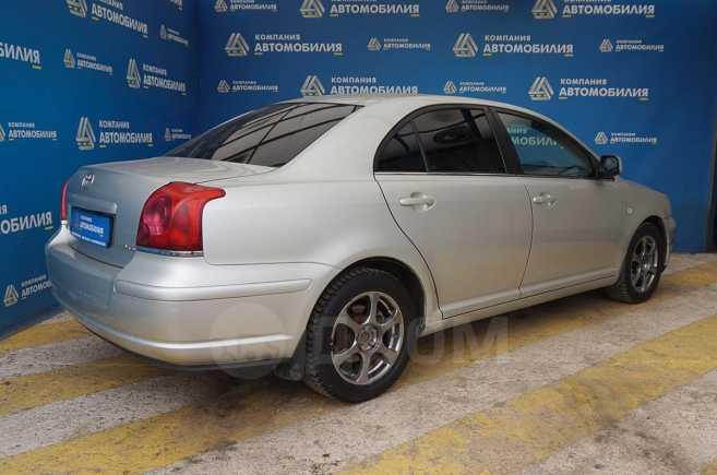 Toyota Avensis, 2004 год, 389 000 руб.