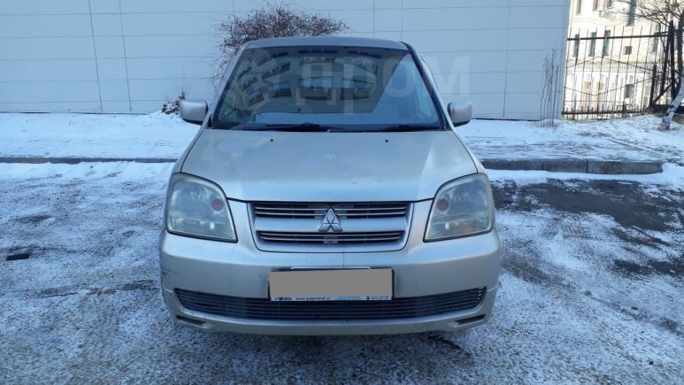Mitsubishi Dion, 2002 год, 175 000 руб.