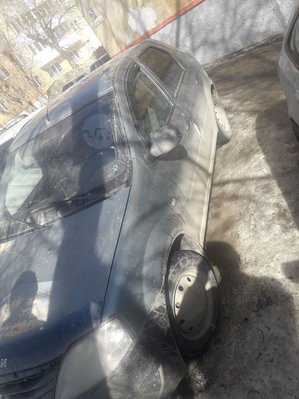 Renault Logan, 2011 год, 120 000 руб.