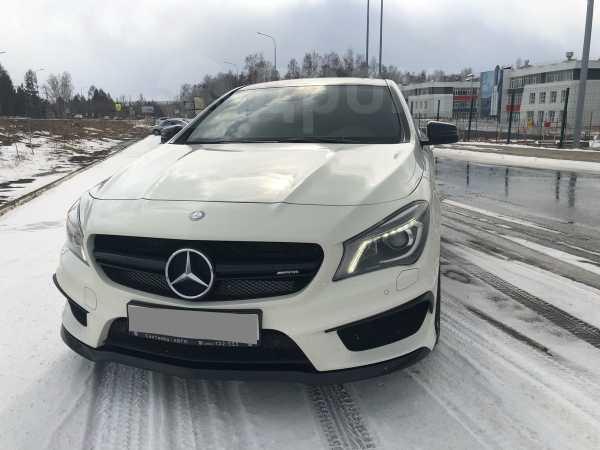 Mercedes-Benz CLA-Class, 2015 год, 1 580 000 руб.