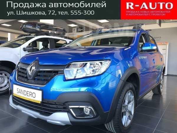 Renault Sandero Stepway, 2020 год, 712 000 руб.