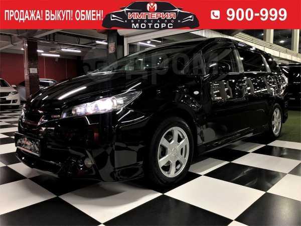 Toyota Wish, 2009 год, 729 000 руб.