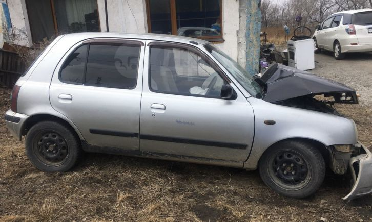 Nissan March, 1998 год, 20 000 руб.