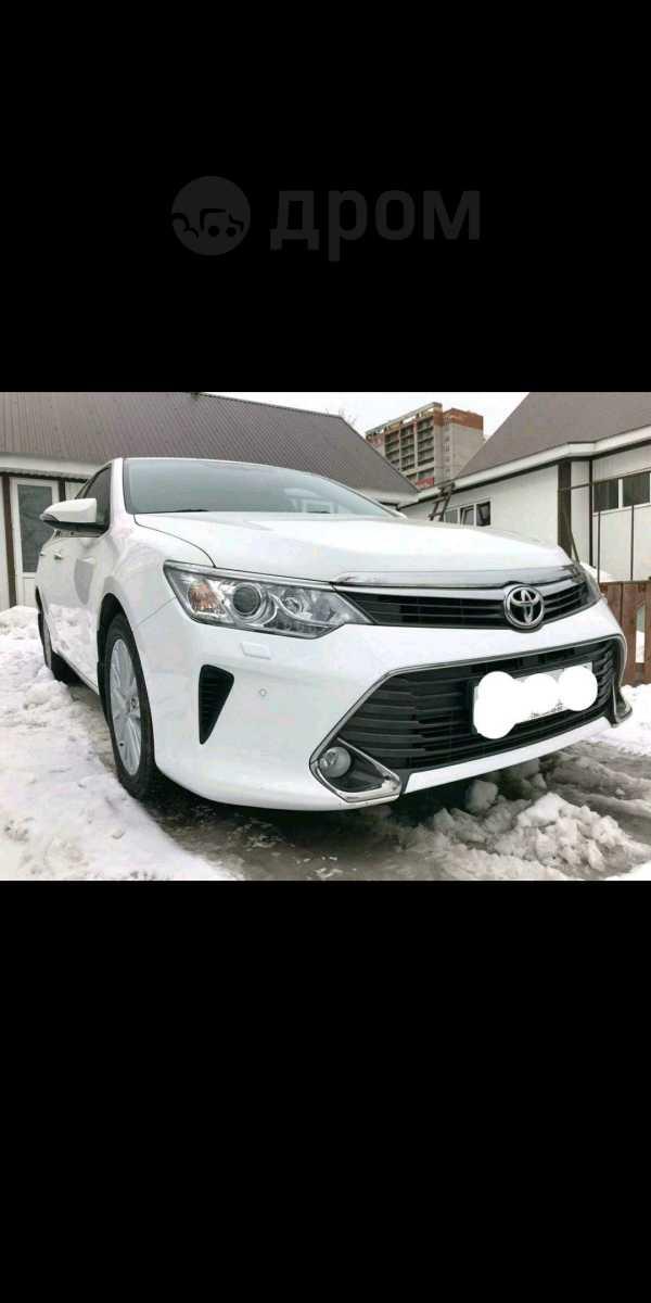 Toyota Camry, 2015 год, 1 499 999 руб.