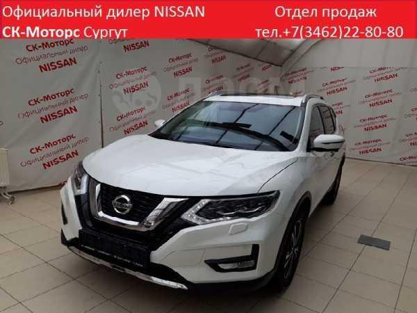 Nissan X-Trail, 2020 год, 2 138 000 руб.