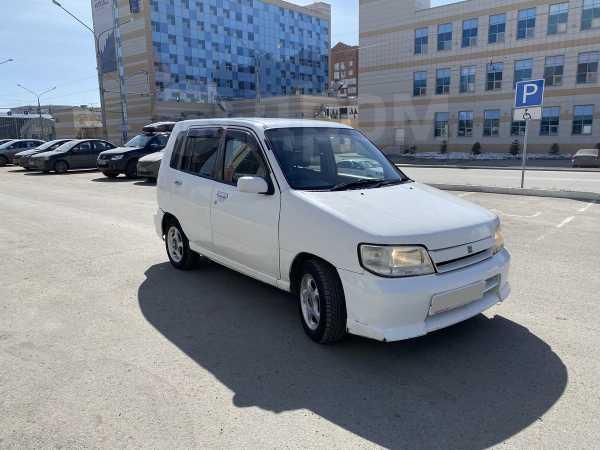 Nissan Cube, 2002 год, 118 000 руб.