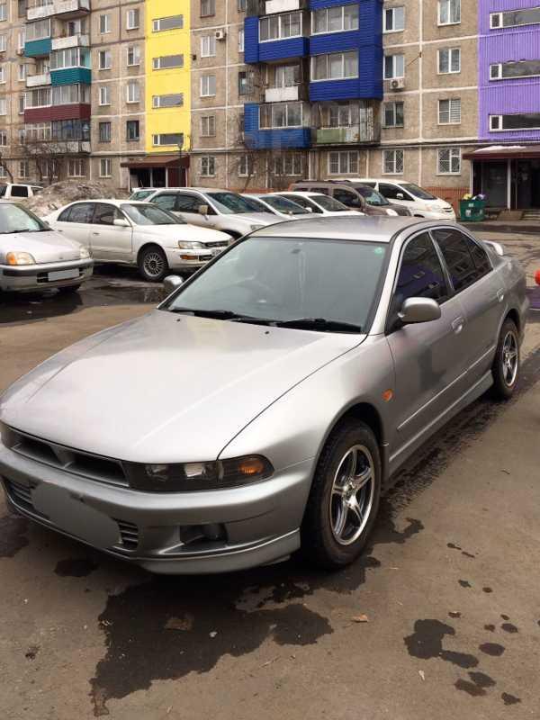 Mitsubishi Galant, 1997 год, 200 000 руб.