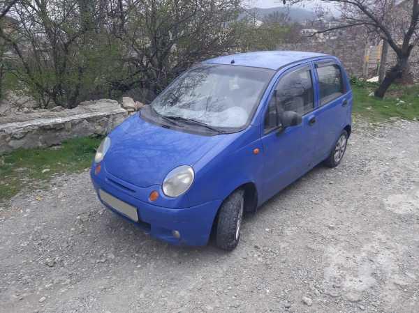 Daewoo Matiz, 2003 год, 63 000 руб.