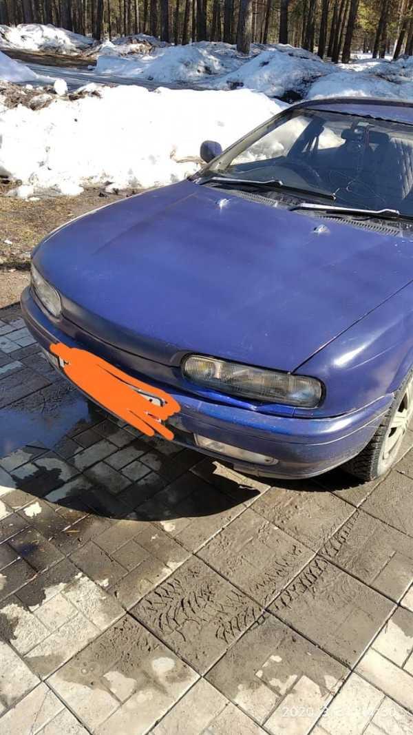 Nissan Presea, 1992 год, 90 000 руб.
