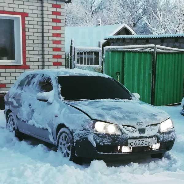 Nissan Almera, 2002 год, 160 000 руб.