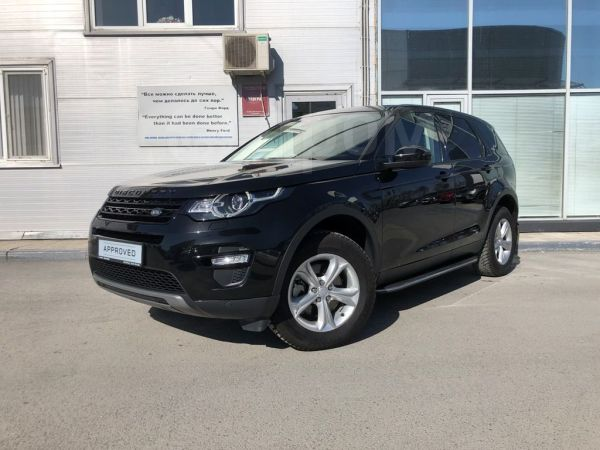Land Rover Discovery Sport, 2018 год, 2 036 000 руб.