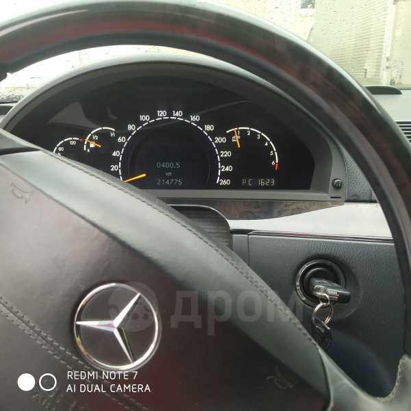 Mercedes-Benz S-Class, 2005 год, 550 000 руб.