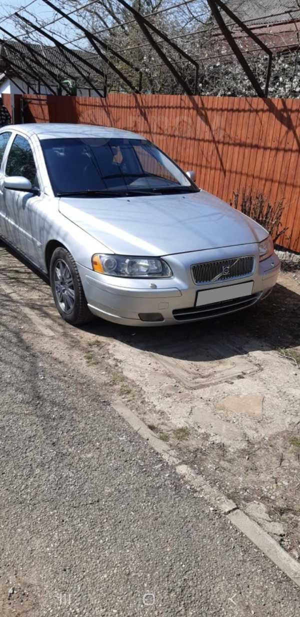 Volvo S60, 2005 год, 280 000 руб.