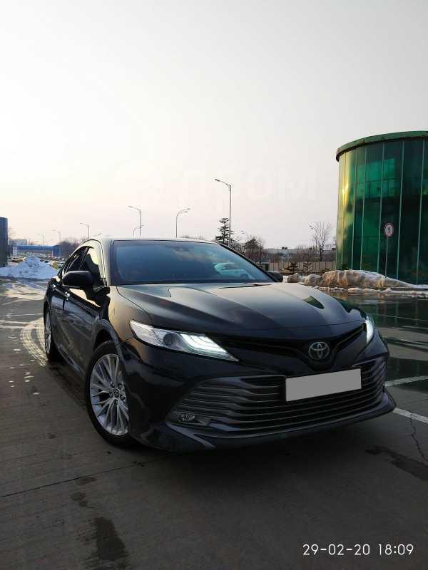 Toyota Camry, 2019 год, 1 950 000 руб.