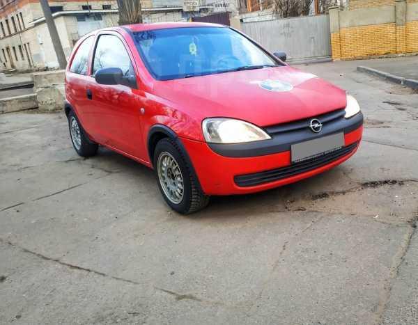 Opel Corsa, 2006 год, 190 000 руб.