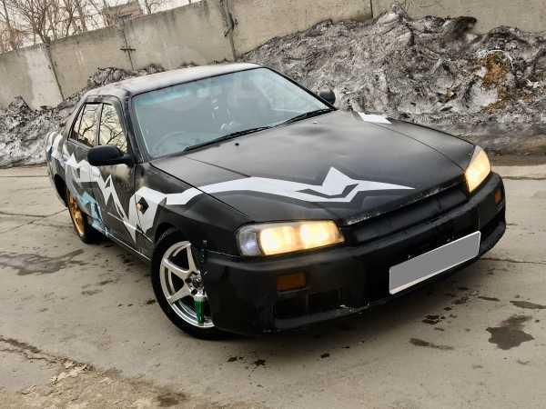 Nissan Skyline, 1999 год, 115 000 руб.