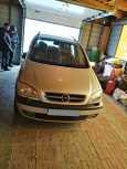 Opel Zafira, 2004 год, 310 000 руб.