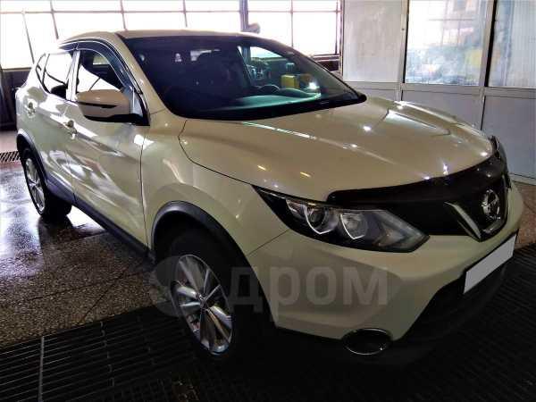 Nissan Qashqai, 2016 год, 1 190 000 руб.