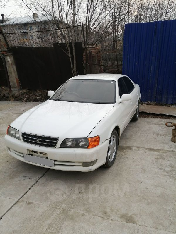 Toyota Chaser, 2000 год, 230 000 руб.