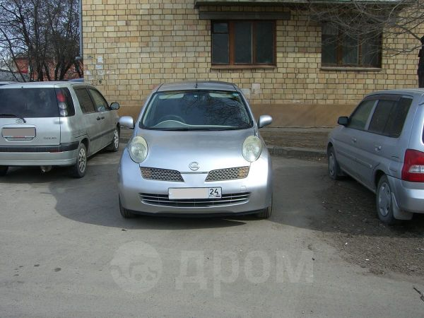 Nissan March, 2006 год, 260 000 руб.