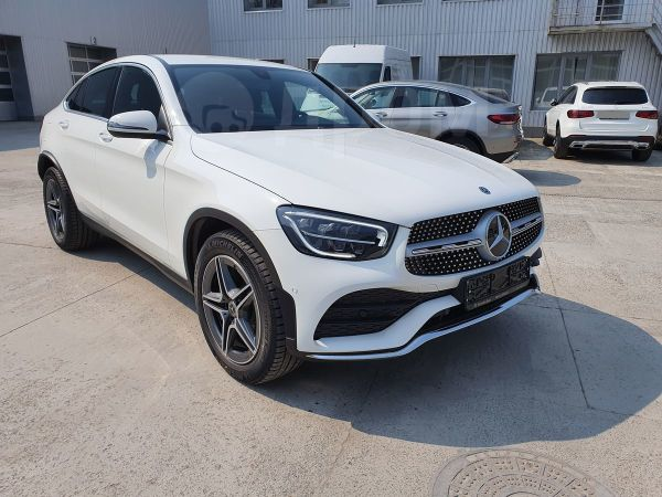 Mercedes-Benz GLC Coupe, 2020 год, 4 150 000 руб.