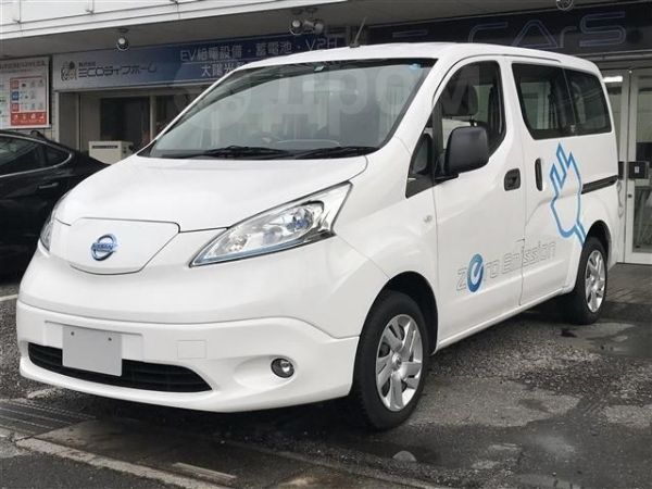 Nissan e-NV200, 2018 год, 710 000 руб.