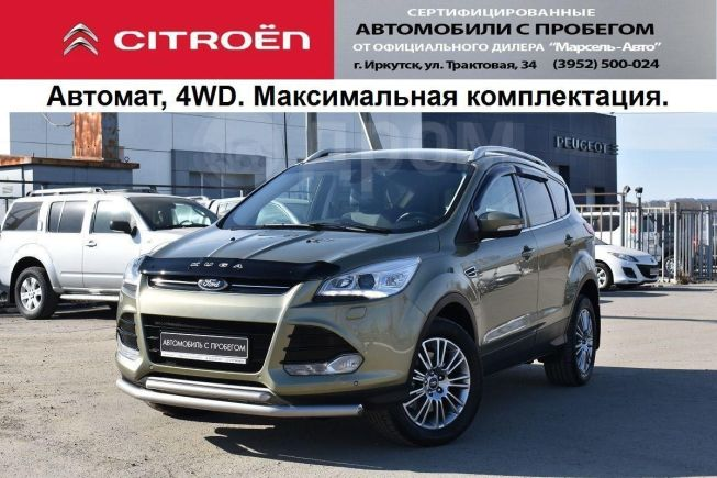 Ford Kuga, 2013 год, 938 000 руб.