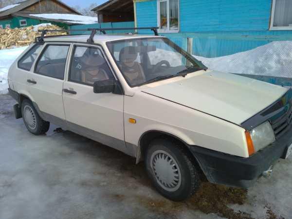 Лада 2109, 1995 год, 60 000 руб.