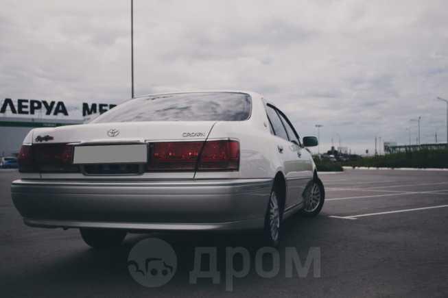 Toyota Crown, 2003 год, 515 000 руб.