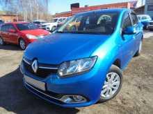 Омск Renault Logan 2015
