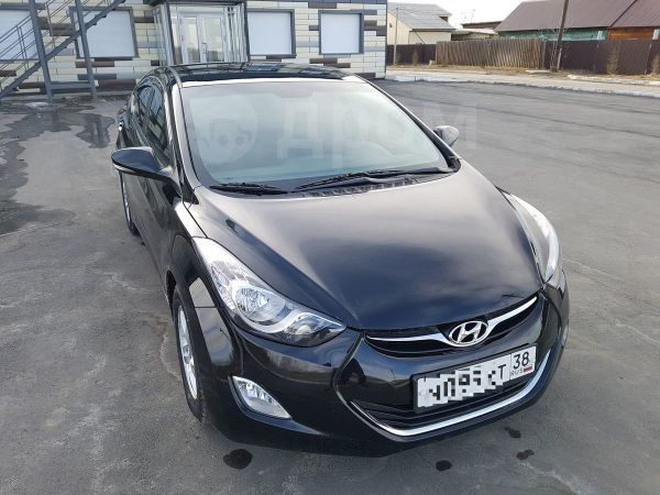 Hyundai Avante, 2012 год, 560 000 руб.