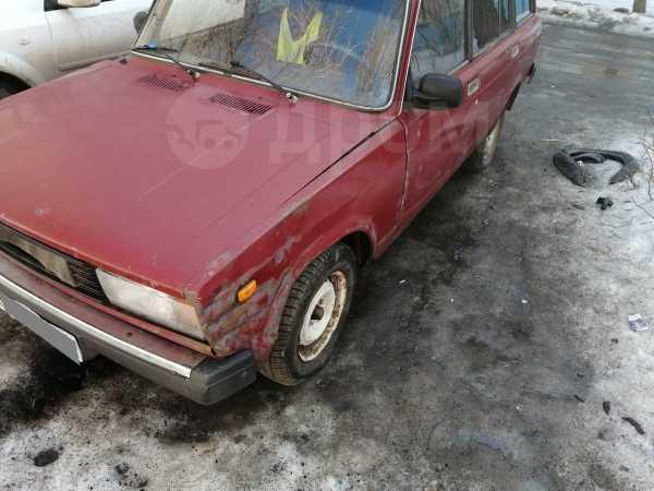 Лада 2104, 1987 год, 20 000 руб.