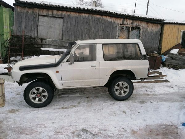Nissan Safari, 1990 год, 280 000 руб.