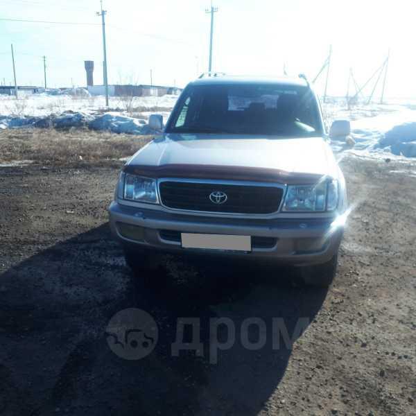 Toyota Land Cruiser, 2001 год, 940 000 руб.