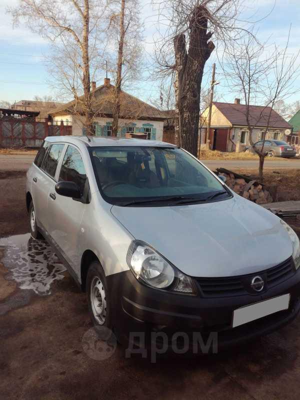 Nissan AD, 2009 год, 330 000 руб.