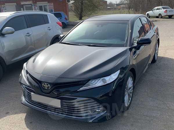 Toyota Camry, 2019 год, 2 030 000 руб.