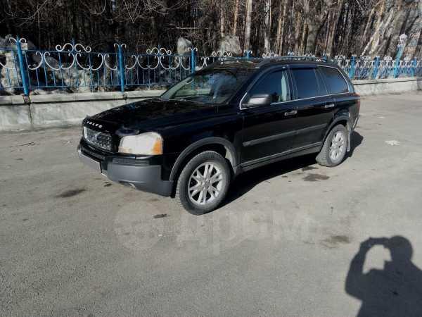 Volvo XC90, 2003 год, 350 000 руб.